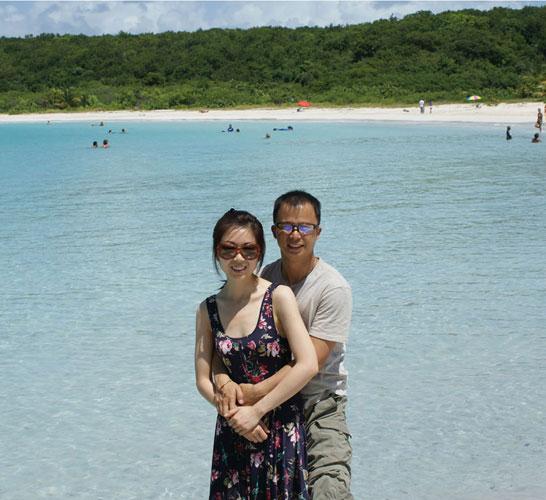 Marcelo Wong & Sakie Tang