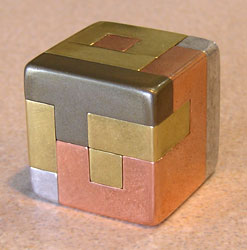 the Cube with 12 Rounded Exterior Edges